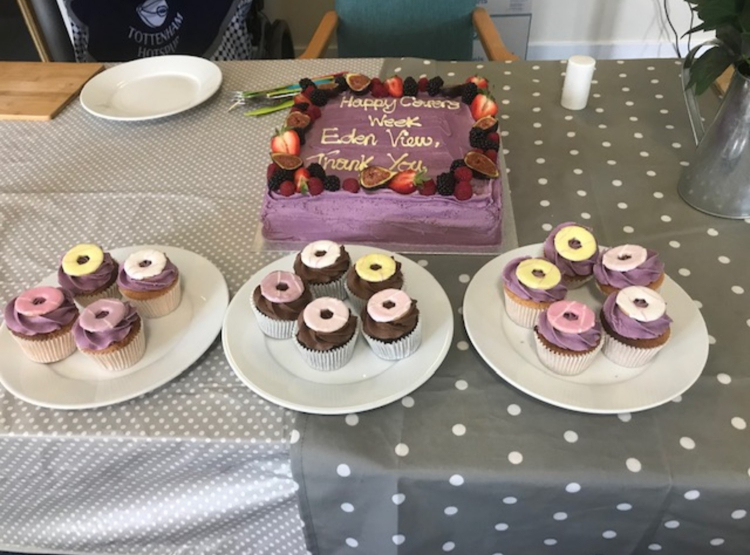 cakes for carers